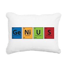 genius-clr.png Rectangular Canvas Pillow