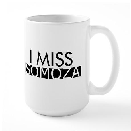 Somoza Large Mug