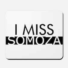 Somoza Mousepad