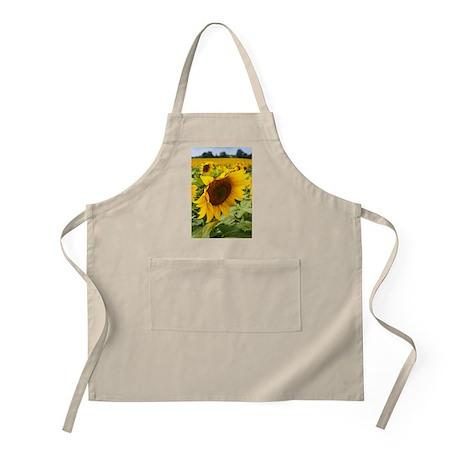 Side Sunflower Apron