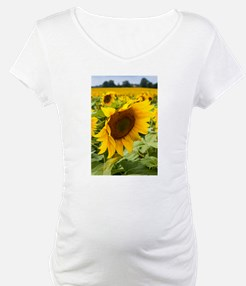 Side Sunflower Shirt