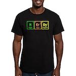 NERD Men's Fitted T-Shirt (dark)