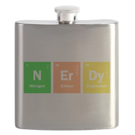 NERDY Flask