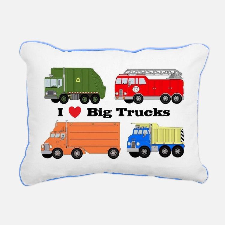 Truck Pillows, Truck Throw Pillows & Decorative Couch Pillows