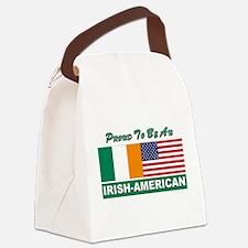 Proud irish Canvas Lunch Bag