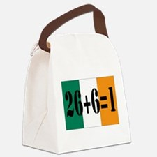 Irish pride Canvas Lunch Bag