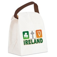 Irish pride Canvas Lunch Bag