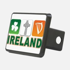Irish pride Hitch Cover