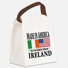 Irish American pride Canvas Lunch Bag
