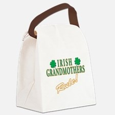 irish grandmother(white).png Canvas Lunch Bag