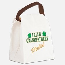 irish grandfather.png Canvas Lunch Bag