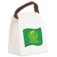 ERIN GO BRAGH T-Shirt.png Canvas Lunch Bag