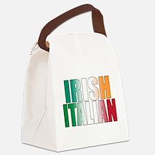 Irish Italian Canvas Lunch Bag