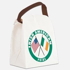Irish American pride Canvas Lunch Bag