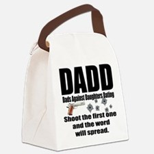 dadd.png Canvas Lunch Bag