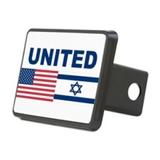 Support Isreal Hitch Cover