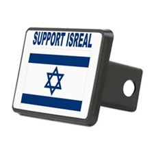 Peace for Isreal Hitch Cover