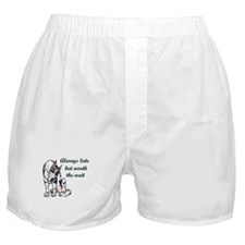Always Late Boxer Shorts