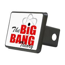 Big bang theory Rectangular Hitch Cover
