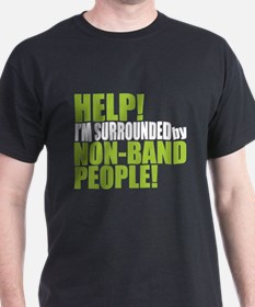 Non Band People T-Shirt
