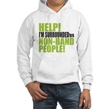 Non Band People Hoodie