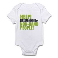 Non Band People Infant Bodysuit