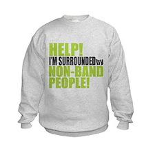 Non Band People Sweatshirt
