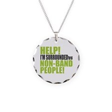 Non Band People Necklace