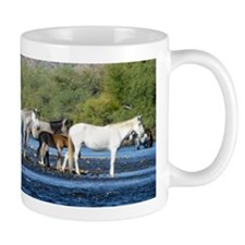 Standing in the River Mug