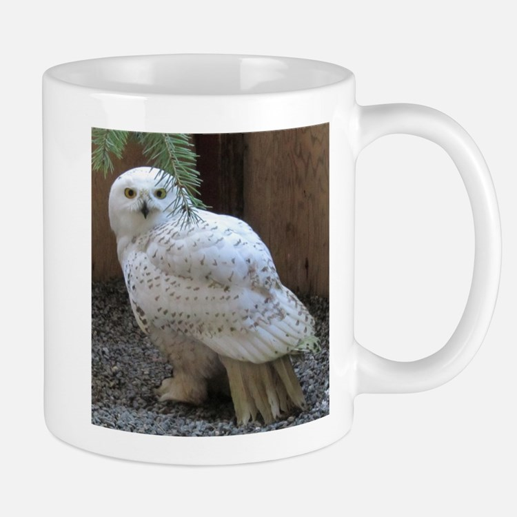 Snowy Owl Full Mugs