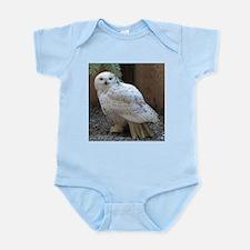 Unique Snowy owl Infant Bodysuit