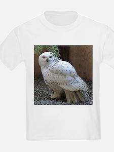 Cute Snowy owl T-Shirt