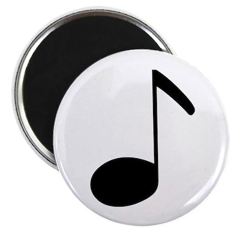 Quaver Symbol Music Note Magnet