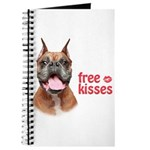 Free Kisses Journal