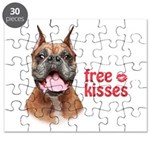 Free Kisses Puzzle