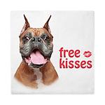 Free Kisses Queen Duvet