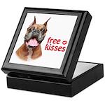 Free Kisses Keepsake Box