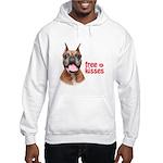 Free Kisses Hooded Sweatshirt