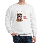 Free Kisses Sweatshirt