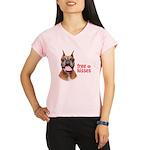 Free Kisses Performance Dry T-Shirt