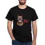 Free Kisses Dark T-Shirt