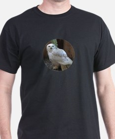 Cool Snowy owl T-Shirt