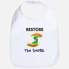 Hurricane Sandy Restore Jersey T-Shirt Bib