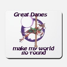 Carousel FQ World Mousepad