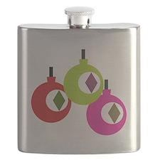 mod ornaments Flask