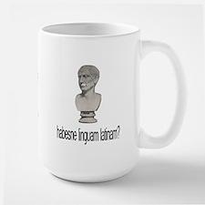 Caesar/got Latin? Large Mug