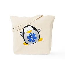 Penguin EMT Tote Bag