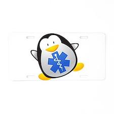 Penguin EMT Aluminum License Plate