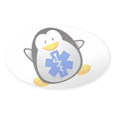Penguin EMT Decal