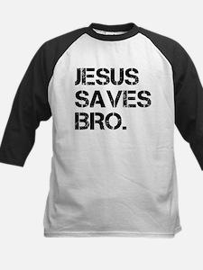 jesus saves bro.png Tee
